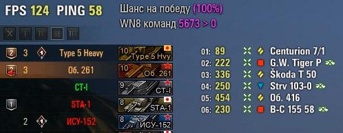 BVM — Отлетающий урон без XVM для Wot 1 6 0