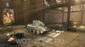скриншот Girls und Panzer